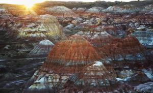 PhotoVivo Honor Mention - Phillip Kwan (Canada)Sunrise Red Canyon