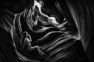 PhotoVivo Merit Award - Tsun Ip Patrick Chow (Hong Kong)Girl In Cave