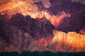 PSA HM Ribbons - Jiongxin Peng (New Zealand)Danxia Palette