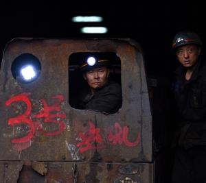 PhotoVivo Honor Mention - Zhigang Mo (China)Coal Mining