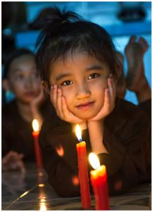 PhotoVivo Merit Award - Koh Leong Seng (Singapore)Candle At Both
