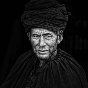 PhotoVivo Merit Award - Xiaohong Zhang (China)Liangshan Man