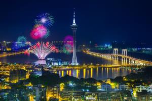 PSPC Merit Award - Tak Cheong Pun (Macau)Festive Firework