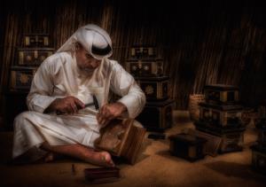 PSPC Merit Award - Abdulla Al-Mushaifri (Qatar)Box Man
