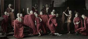 PhotoVivo Merit Award - Guoqun Wu (China)Little Monk