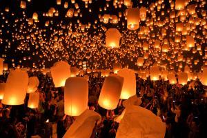 PSA HM Ribbons - Hoi Veng Vong (China)Sky Lantern