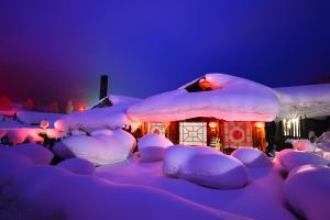 PhotoVivo Merit Award - Hoi Veng Vong (China)Snow House