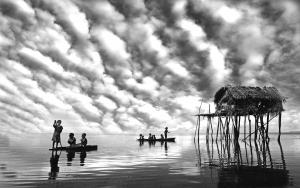 PhotoVivo Merit Award - Lai Huat Ng (Singapore)Boatingas