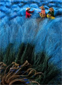 PSPC Merit Award - David Poey-Cher Tay (Singapore)Fishing Nets