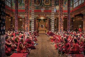 PSA HM Ribbons - Li Sun (China)  Recite Buddha Lesson