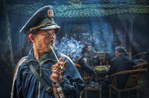 SPC Bronze Medal - Arnaldo Paulo Che (Hong Kong)  Old Tea House 9