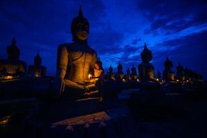SPC Merit Award - Tikumporn Seneevat (Thailand)  Pray For The Evening