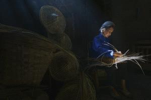 SPC Merit Award - Zhou Chen_Np (China)  Grandma