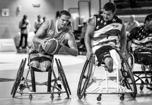 SPC Merit Award - Phillip Kwan (Canada)  Wheelchair Bb 40 Bw