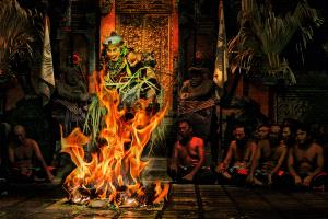 SPC Silver Medal - Teck Boon Lim (Singapore)  Bali Fire Ritual