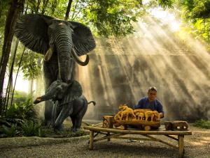 SPC Merit Award - Teck Boon Lim (Singapore)  Elephant Craving Outdoor