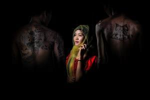 PSA HM Ribbons - Zaw Min (Myanmar)  Bodyguard