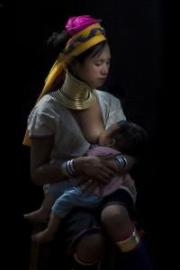 IUP Silver Medal - Zaw Min (Myanmar)  Mother's Love