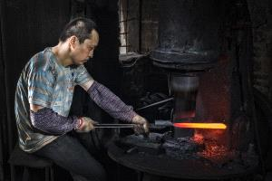 IUP Honor Mention - Chun Choi Tang (Hong Kong)  Iron Craftman