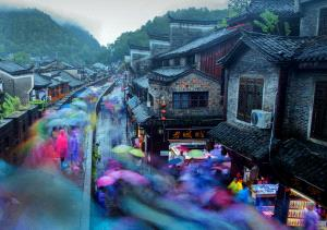 PhotoVivo Honor Mention - Caidi Li (China)  Rainy Season Of Ancient City
