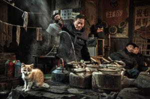 PhotoVivo Honor Mention - Wenjie Luo (China)  A Warm Current