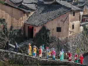 PhotoVivo Bronze Medal - Rongxiang Wu (China)  Opera Troupe