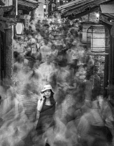 SPC Merit Award - Rongxiang Wu (China)  Lost In People