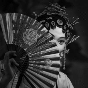 PhotoVivo Honor Mention - Huasheng Yang (China)  Beijing Opera