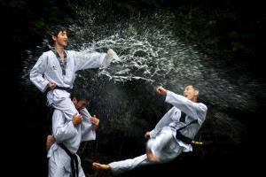 SPC Merit Award - Soon Seng Leong (Malaysia)  Kung Fu Kick 969