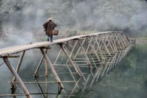 PSA HM Ribbons - Feng Lee (Taiwan)  Farmer Cross Bridge