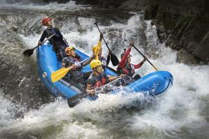 PhotoVivo Honor Mention e-certificate - Tan Tong Toon (Malaysia)  White Water Rafting 002