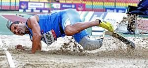 PhotoVivo Gold Medal - Arun Mohanraj (United Kingdom)  Jump