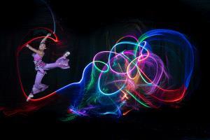 ICPE Gold Medal - Lilo Chen (Taiwan)  Dancer-N