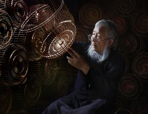 APU Honor Mention e-certificate - Yunsheng He (China)  The Old Craftsman