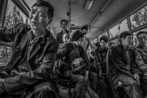 APAS Gold Medal - Shengwei Dai (China)  Bus In Daliqangshan 5