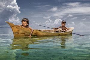 APU Gold Medal - Chengdou Wang (China)  Children Of The Sea 5