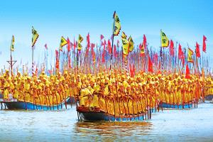 APAS Honor Mention e-certificate - Ping Lu (China)  Qintong Ship Festival