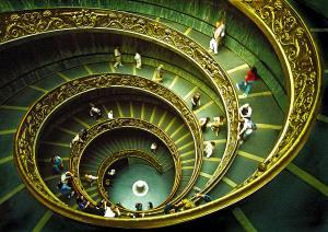 SPC Merit Award e-certificate - Sami Ur Rahman (United Kingdom)  Vatican Staircase