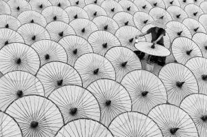 SPC Merit Award e-certificate - Hlaing Myint Min (Myanmar)  Painting Umbrellas
