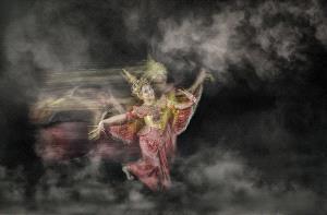 APAS Gold Medal - Lee Eng Tan (Singapore)  Smoke Mo Movement