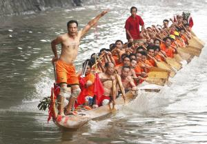 SPC Merit Award e-certificate - Xuxin Zhao (China)  Dragon Boat Racing