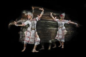 PhotoVivo Honor Mention e-certificate - Cho Mar Htun (Singapore)  The art of Thai dance