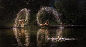 PhotoVivo Honor Mention e-certificate - Alexey Suloev (Russian Federation)  Morning Fishing03