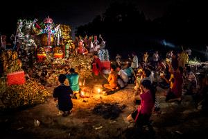 SPC Merit Award e-certificate - Siew Thong Chu (Malaysia)  The Ghost Festival